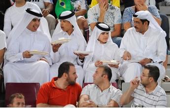 Combien de qataris ont déjà quitté le Qatar à fin juin 2017