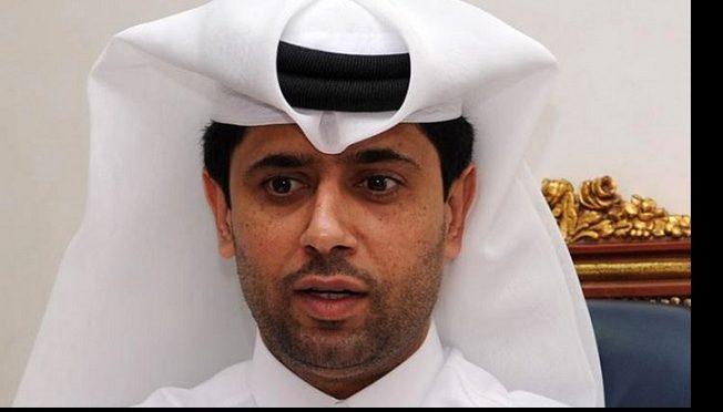 Nasser Al Khelaifi président de QTSBF