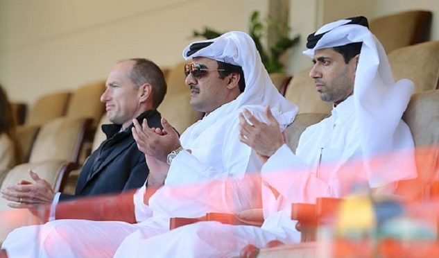L'émir du Qatar soutient toujours Nasser Al Khelaifi