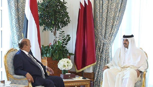 Le Qatar et son rôle limité au Yémen en 2017