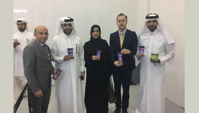 Albina Snacks à Doha