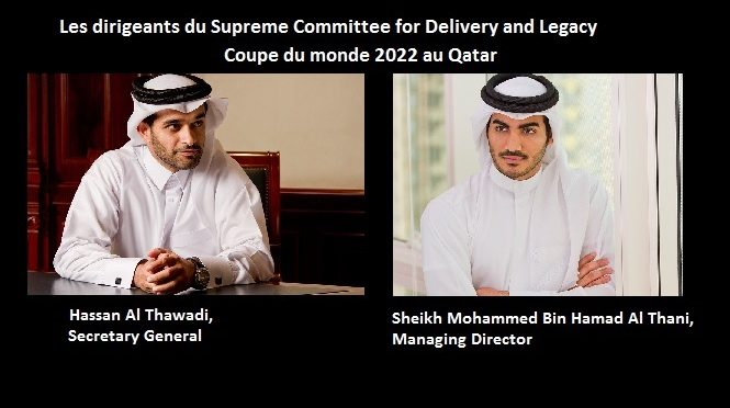 Qatar : Supreme Committee for Delivery and Legacy