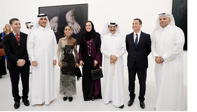 Abdellah Karroum directeur du Mathaf à Doha