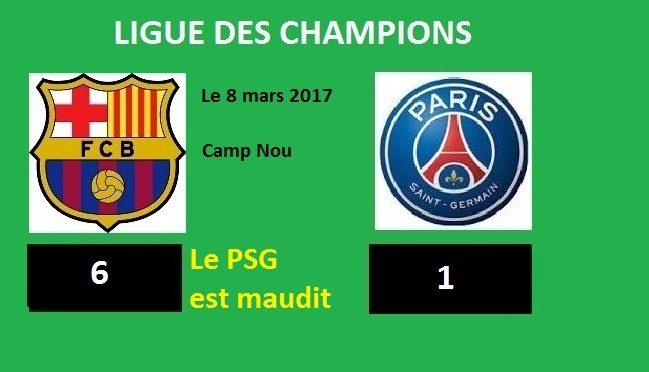 Le FC Barcelone ne veut pas admettre la supériorité du PSG