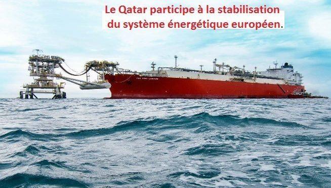Le Qatar va livrer plus de GNL à la Pologne