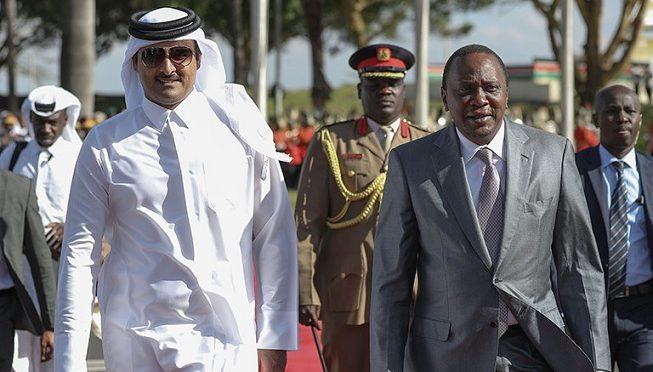Les relations Qatar Kenya en avril 2017