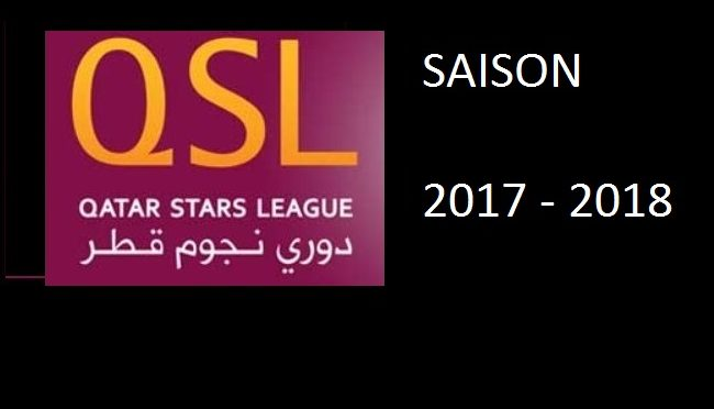 Qatar Stars League saison 2017-2018