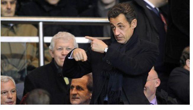 Le PSG de Sarkozy