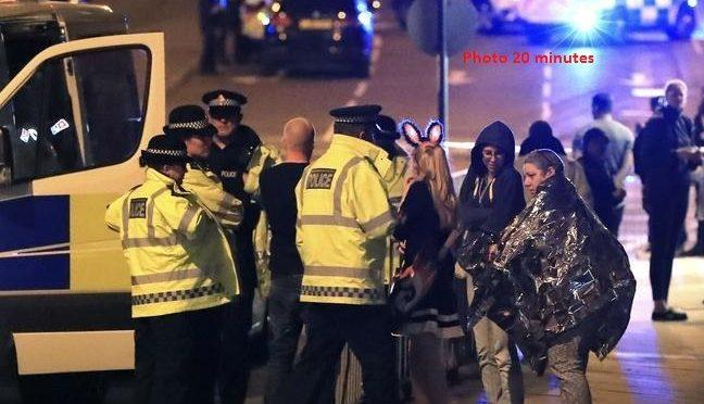 Attentat mortel à Manchester ce 22 mai 2017