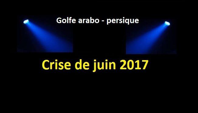 Les dates clés de la crise dans le Golfe persique