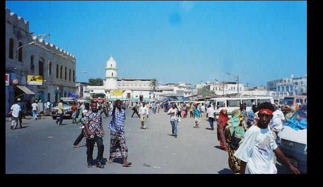 Djibouti 20 juillet 2017, cri du cœur