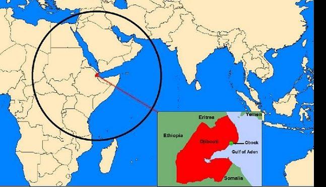 Un nouveau site spécifique pour Djibouti