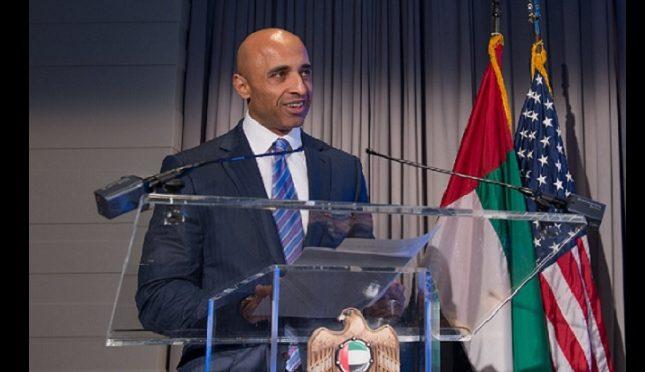 Yousef Al Otaiba ambassadeur des Emirats arabes unis aux USA
