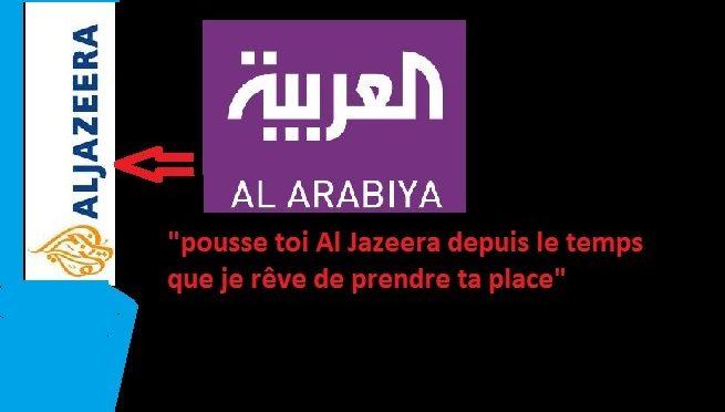 Al Arabiya pourrait remplacer Al Jazeera, si le Qatar plie