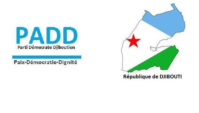 Le Parti Démocrate Djiboutien – PADD